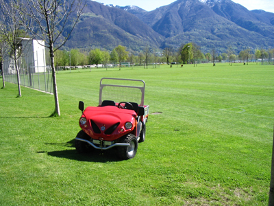 caddy per campo da golf