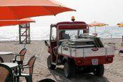 Veicoli elettrici per spiaggie