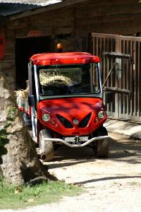 Fahrzeug für den Bauernhof
