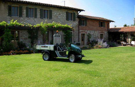 Nachhaltige Mobilität: Elektrofahrzeuge in Bereich Agrotourismus