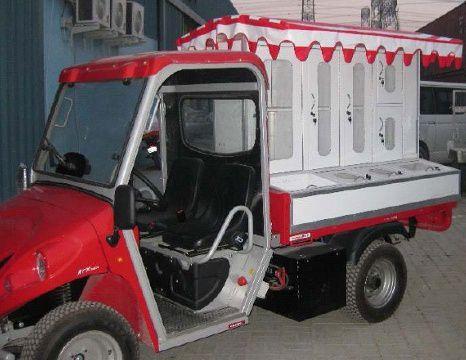 furgoni per gelati