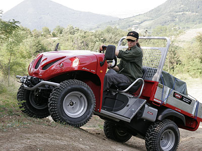 utility vehicles fuoristrada alke